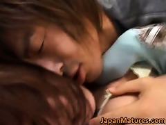 kaori nanba japanese older playgirl acquires