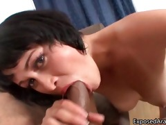 arabian slut receives drilled hard by a large