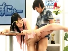 outlandish asian news honey pounded hard