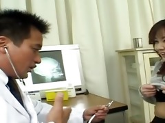 japanese doctor and japanese arsehole