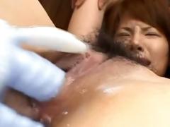 hawt asian anal fucking with panties