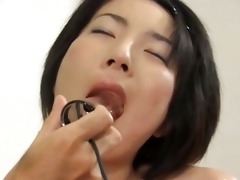 unfathomable anal sex with bushy korean sweetheart