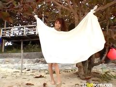 idol softcore oriental charming girl