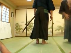 geisha villein receives punished