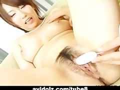 perverted breasty oriental sweetheart loving this