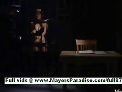 kaho kasumi sexually excited oriental whore in