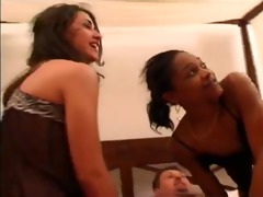 french porn: black, blanc, beurette (full scene)