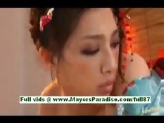 saori hara concupiscent asian wife in ottoman