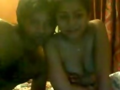 pakistani pair web camera show from karachi -