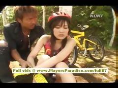 yua aida oriental legal age teenager does