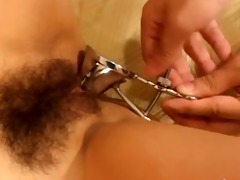 extreme korean anal curly sex