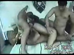 desi aunty blackmailed for sex