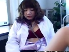 oriental uniform nurse toys and nylons