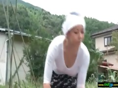 japanese horny hotty love outdoor sex movie-28