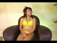 great tugjob of concupiscent chinese gal