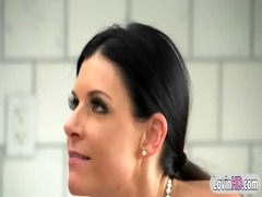 superb cougar india summer gives head and rides