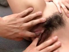 japanese beauty ishiguro finds her wet crack