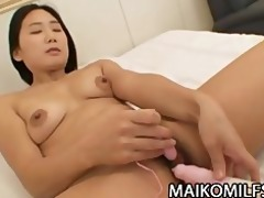 tomomi sawamura - cute japan mother i riding an