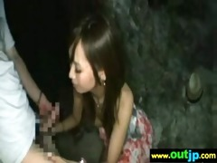 outdoor hot cute asians acquire nailed movie-85