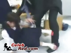 eager jap professor violates teriffied