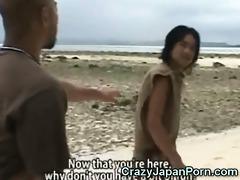 japan beach orgy!