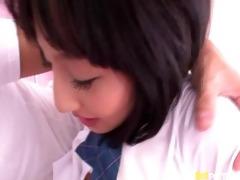 schoolgirl nakadashi and gokkun sex