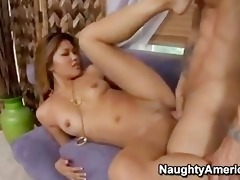 asian playgirl slammed by fortunate dude! part 4