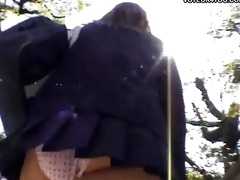 hot upskirt hidden camera