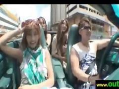 hawt japanese gals make sex outdoor movie-115