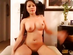 breasty oriental honey plays her wet constricted