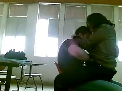 young pair licking and fucking