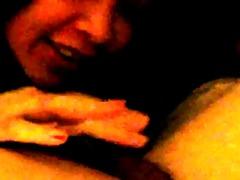 indonesian hotty licking bf wazoo