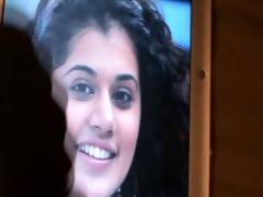 cumming on indian actress
