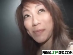 public hard sex with japanese angels clip-22