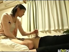 azhotporn.com - she is began to drool and took