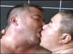 japanese dad in hawt baths