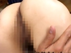 oriental model acquires a sloppy cum facial part2