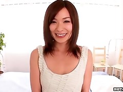 japanese cuties enchant jav wife in living