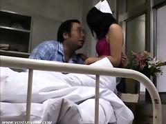 sinless nurse receives screwed by ward patient