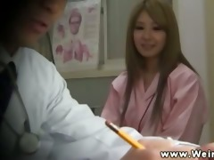 concupiscent oriental patient gets her zeppelins