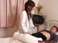 hawt japanese doctor has sex part3