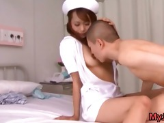 akina lovely hawt oriental nurse