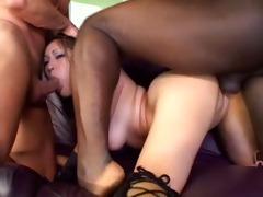 oriental anal double penetration hardcore