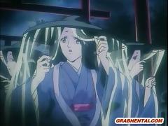 japanese manga beauties groupfucking by tentacles