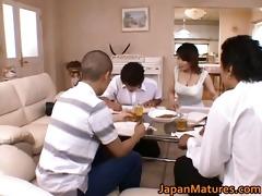 miki sato real oriental mother part1