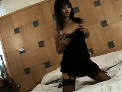 breasty anal asian hotty