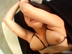 breasty oriental babe acquires tittyfucked part4