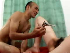 deep anal sex with bushy mongolian honey