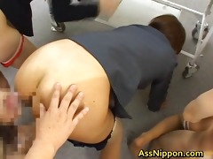 rica oriental doll is drilled hard grom part1