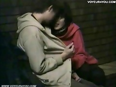 couples making love outside